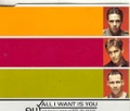 911 All I Want Is You UK CD5