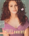 JULIA ROBERTS A Pretty Woman GERMANY Picture Book