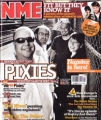 PIXIES NME UK Magazine