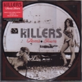 KILLERS Sam's Town USA LP Picture Disc