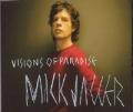 MICK JAGGER Visions Of Paradise UK CD5 w/3 Tracks