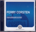 FERRY CORSTEN w/SIMON LEBON Fire UK CD5 w/7 Versions