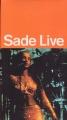 SADE Live VHS NTSC USA Video