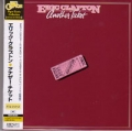 ERIC CLAPTON Another Ticket JAPAN CD
