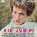 JULIE ANDREWS Broadway's Hits JAPAN LP