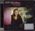 GERI HALLIWELL Desire EU DVD Single