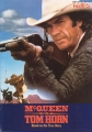 STEVE McQUEEN Tom Horn JAPAN Movie Program
