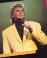 BARRY MANILOW 1990 JAPAN Tour Program