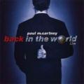PAUL McCARTNEY Back In The World Live UK 2CD w/Bonus Tracks