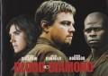 BLOOD DIAMOND JAPAN Movie Program JENNIFER CONNELLY/LEONARDO DICAPRIO
