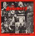 THE RUNAWAYS Right Now UK 7