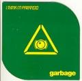 GARBAGE I Think I'm Paranoid UK CD5 w/Remixes + Shaped Case