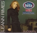 LEANN RIMES Suddenly AUSTRALIA CD5 w/Extended Mix