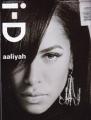 AALIYAH i-D (9/01) UK Magazine