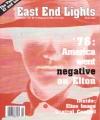 ELTON JOHN East End Lights (#25) USA Fan Club Magazine