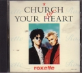 ROXETTE Church Of Your Heart USA CD5 Promo