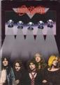 AEROSMITH 1977 JAPAN Tour Program