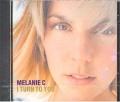 MELANIE C I Turn To You USA CD5 w/4 Mixes