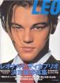 LEONARDO DiCAPRIO Leo JAPAN Picture Book