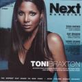 TONI BRAXTON Next (11/1/02) USA Gay Magazine
