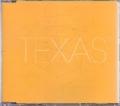 TEXAS Texas Sampler EU CD Promo Only w/8 Tracks