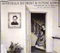 MARCELLA DETROIT Ain't Nothing Like The Real Thing w/ELTON JOHN UK CD5