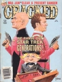 STAR TREK Cracked (1/95) USA Comicbook