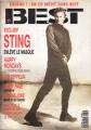 STING Best (2/91) FRANCE Magazine