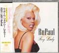 RUPAUL Foxy Lady JAPAN CD w/Bonus Tracks!