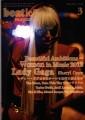 LADY GAGA Beatleg (3/12) JAPAN Magazine