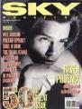 RIVER PHOENIX Sky (10/90) UK Magazine
