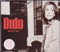 DIDO Life For Rent UK CD5 w/Video & Remixes