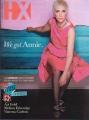 ANNIE LENNOX HX (10/5/07) USA Magazine