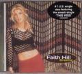 FAITH HILL Breathe AUSTRALIA CD5 w/4 Tracks