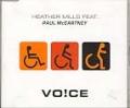 HEATHER MILLS feat. PAUL McCARTNEY  Voice UK CD5