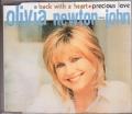 OLIVIA NEWTON-JOHN Back With A Heart AUSTRALIA CD5
