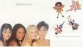 SPICE GIRLS Goodbye USA CD5 w/Stickers