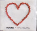 ROXETTE A Thing About You UK CD5 w/Bonus Track & Video