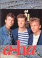 A-HA 1987 JAPAN Tour Program