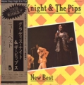 GLADYS KNIGHT & THE PIPS New Best JAPAN LP w/Poster