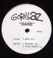 GORILLAZ Dare USA 12