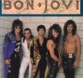 BON JOVI 1990-91 JAPAN Tour Program