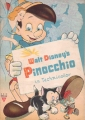 PINOCCHIO JAPAN Original Souvenir Movie Program WALT DISNEY