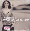 MELANIE C First Day Of My Life EU CD5 w/2 Tracks