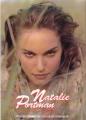 NATALIE PORTMAN Roadshow (9/02) JAPAN Magazine Supplement