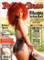 RIHANNA Rolling Stone (4/14/11) USA Magazine