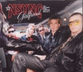 NSYNC Girlfriend (The Neptunes Remix, featuring Nelly) UK CD5