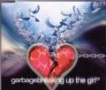 GARBAGE Breaking Up The Girl UK CD5 Part 1 w/3 Tracks+Enhanced Video