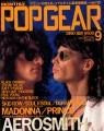 AEROSMITH Popgear (9/90) JAPAN Magazine