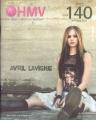 AVRIL LAVIGNE HMV (#140) JAPAN Magazine